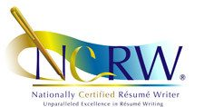 Nationally Certified Resume Writer badge